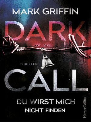 cover image of Dark Call--Du wirst mich nicht finden