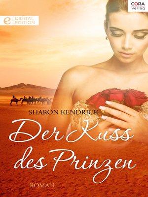 cover image of Der Kuss des Prinzen