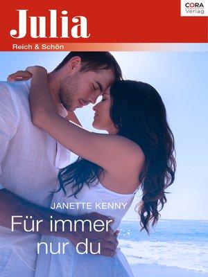 cover image of Für immer nur du