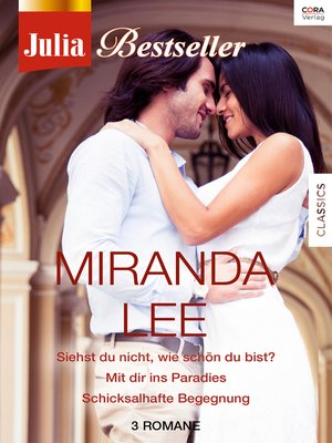 cover image of Julia Bestseller—Miranda Lee 1