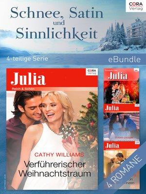 cover image of Schnee, Satin und Sinnlichkeit (4-teilige Serie)