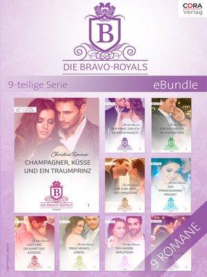 cover image of Die Bravo-Royals--9-teilige Serie
