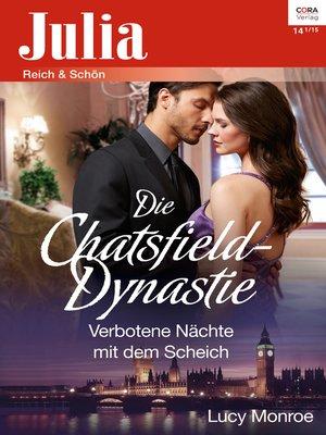 cover image of Verbotene Nächte mit dem Scheich