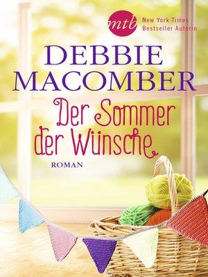 cover image of Der Sommer der Wünsche