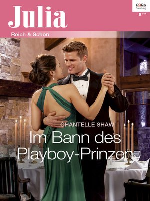 cover image of Im Bann des Playboy-Prinzen
