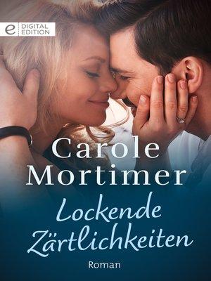 cover image of Lockende Zärtlichkeiten