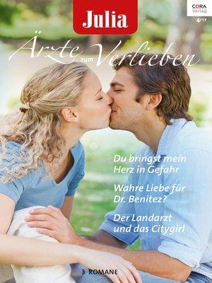 cover image of Julia Ärzte zum Verlieben, Band 98