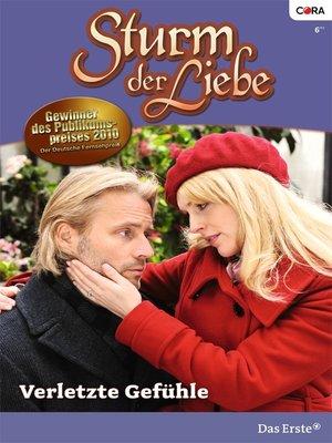 cover image of Verletzte Gefühle