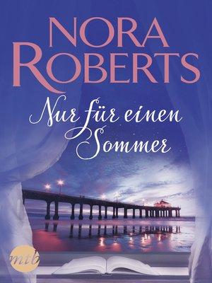 cover image of Nur für einen Sommer