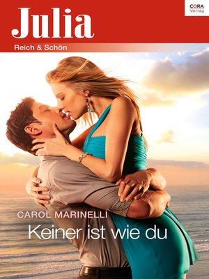 cover image of Keiner ist wie du