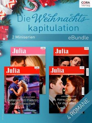 cover image of Die Weihnachtskapitulation (2 Miniserien)