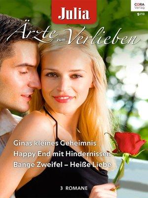 cover image of Julia Ärzte zum Verlieben Band 62