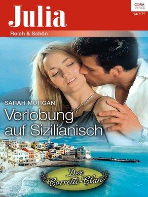 cover image of Verlobung auf Sizilianisch