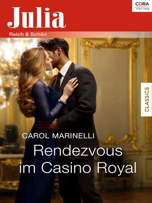 cover image of Rendezvous im Casino Royal