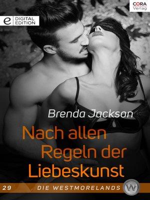 cover image of Nach allen Regeln der Liebeskunst