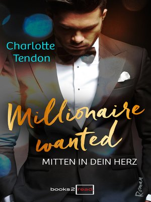 cover image of Millionaire wanted