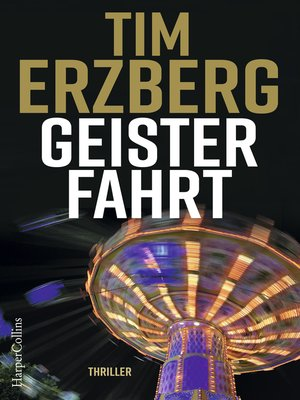 cover image of Geisterfahrt
