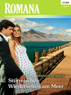 cover image of Stürmisches Wiedersehen am Meer