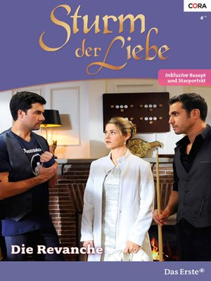 cover image of Die Revanche