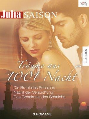 cover image of Julia Saison Träume aus 1001 Nacht Band 05