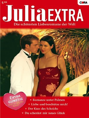 cover image of Julia Extra Band 0296