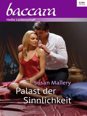 cover image of Palast der Sinnlichkeit