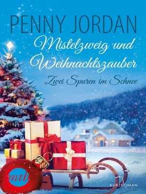 cover image of Zwei Spuren im Schnee