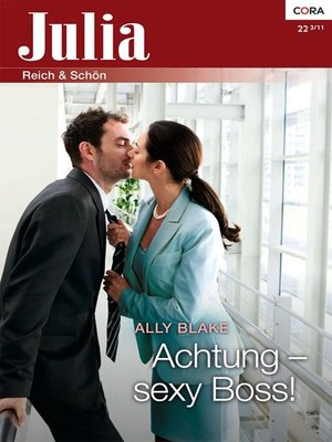 cover image of Achtung—sexy Boss!