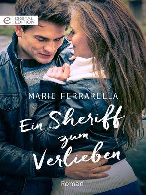 cover image of Ein Sheriff zum Verlieben