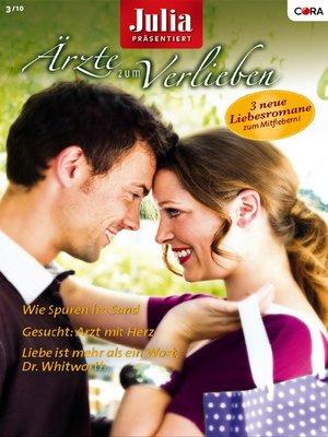 cover image of Julia Ärzte zum Verlieben Band 30