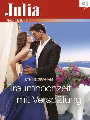 cover image of Traumhochzeit mit Verspätung