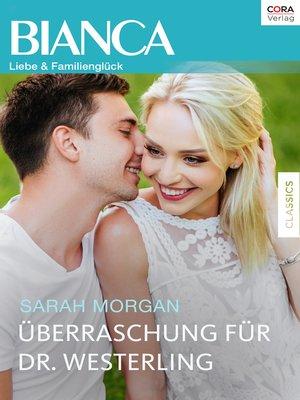 cover image of Überraschung für Dr. Westerling