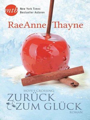cover image of Hope's Crossing—Zurück zum Glück