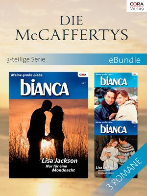 cover image of Die McCaffertys--3-teilige Serie