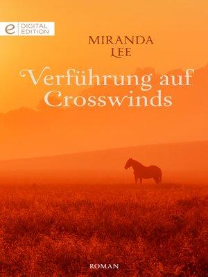 cover image of Verführung auf Crosswinds