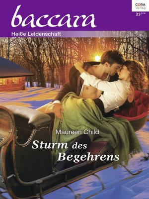 cover image of Sturm des Begehrens