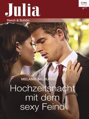 cover image of Hochzeitsnacht mit dem sexy Feind