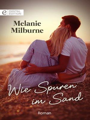 cover image of Wie Spuren im Sand