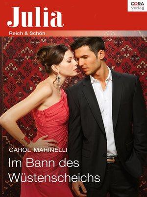 cover image of Im Bann des Wüstenscheichs