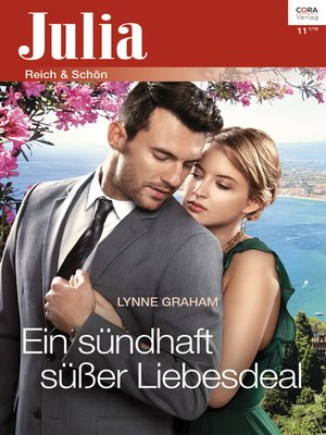 cover image of Ein sündhaft süßer Liebesdeal