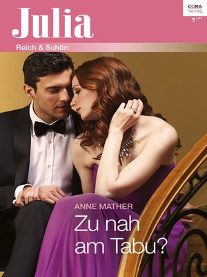 cover image of Zu nah am Tabu?