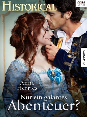 cover image of Nur ein galantes Abenteuer?