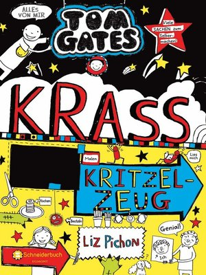 cover image of Tom Gates, Band 16