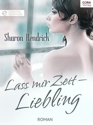 cover image of Lass mir Zeit—Liebling