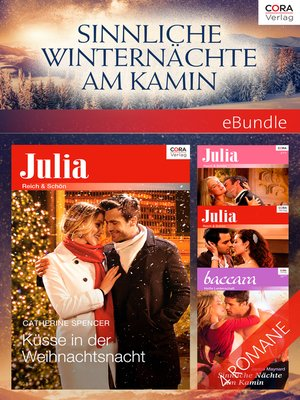 cover image of Sinnliche Winternächte am Kamin
