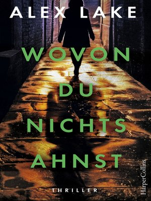 cover image of Wovon du nichts ahnst