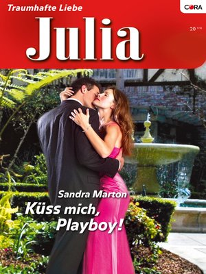 cover image of Küss mich, Playboy!