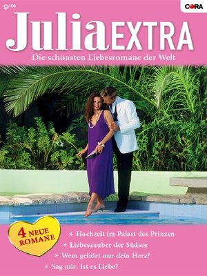 cover image of Julia Extra Band 0285