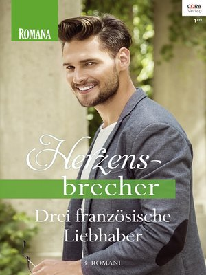 cover image of Romana Herzensbrecher Band 3