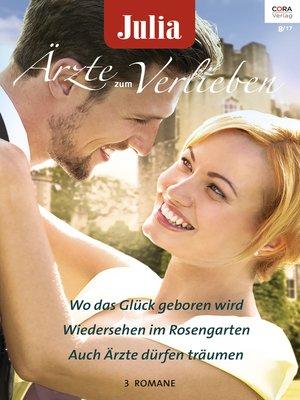 cover image of Julia Ärzte zum Verlieben Band 102